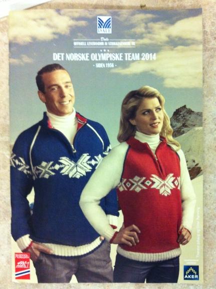 Dale Garn Olympic Sweater Adult