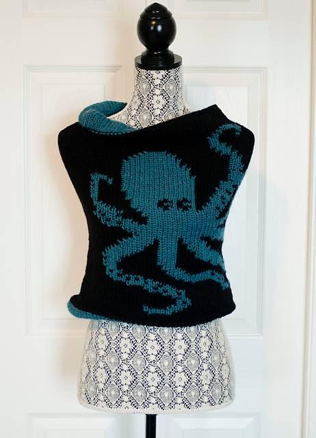 Kraken cowl