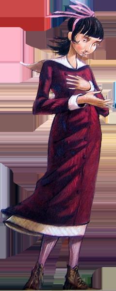 Violet Bauderlaire